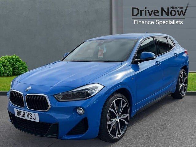 2018 BMW X2 (18 reg)