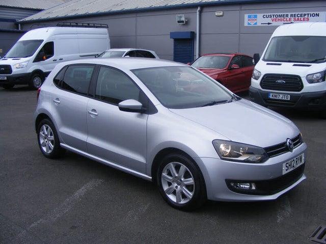 2012 Volkswagen Polo 1.2 Match (60ps) 5d (12 reg)