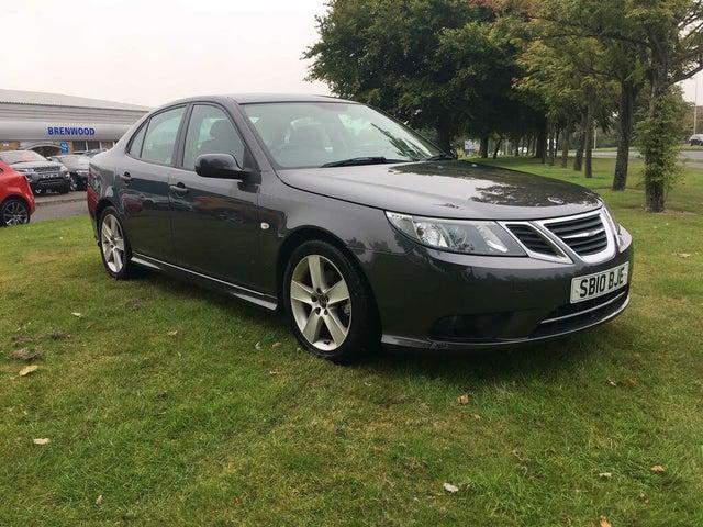 2010 Saab 9-3 1.9TD Turbo Edition 1.9TiD (150ps) Saloon 4d auto (3F reg)