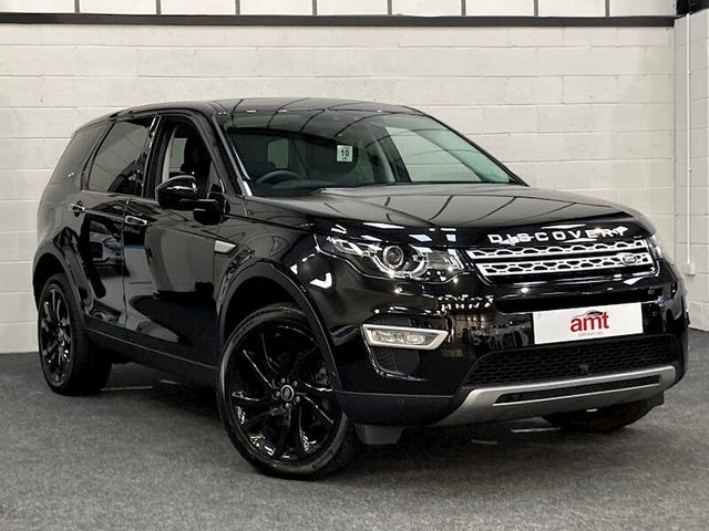 2019 Land Rover Discovery Sport 2.0 Si4 HSE Luxury (19 reg)