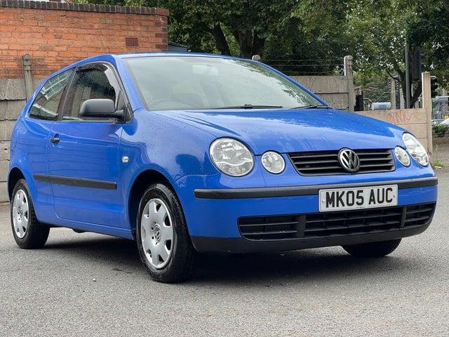 2005 Volkswagen Polo 1.2 E (55bhp) 3d (WZ reg)