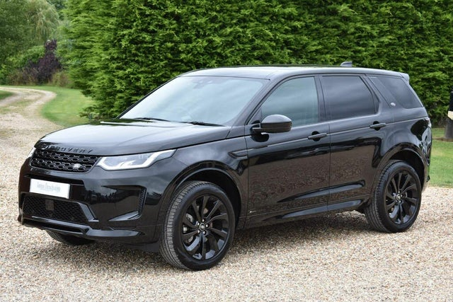 2019 Land Rover Discovery Sport 2.0 D180 R-Dynamic HSE (69 reg)