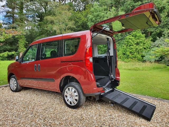 2013 Fiat Doblo 1.4 MyLife (s/s) (63 reg)