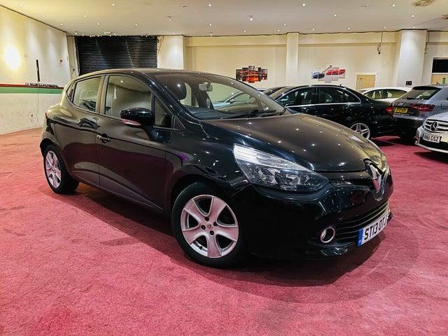 2013 Renault Clio 1.5TD (90bhp) Expression + Energy (s/s) Hatchback 5d (13 reg)