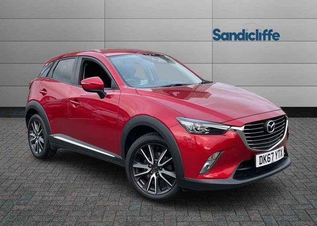 2018 Mazda CX-3 2.0 Sport Nav (120ps) (2WD)(s/s) (67 reg)
