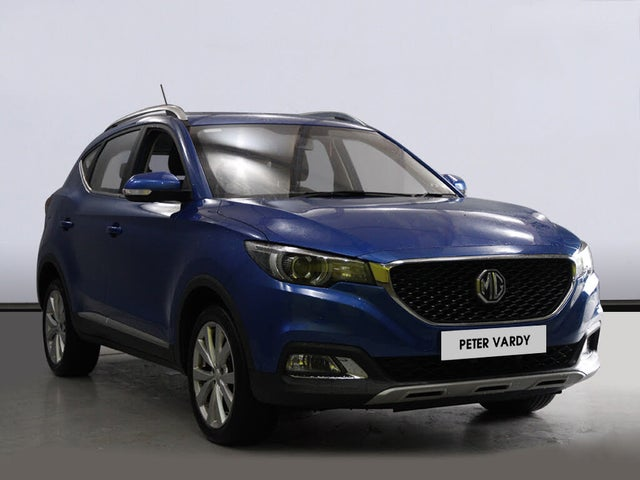 2019 MG ZS SUV 1.5 VTI-Tech Excite (PW reg)