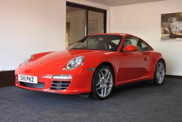 2011 Porsche 911 3.8 Carrera 4 S Coupe (11 reg)