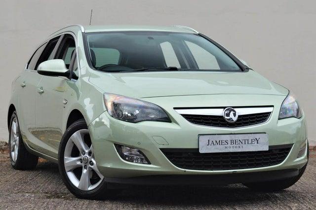 2011 Vauxhall Astra 2.0TD SRi 2.0CDTi 16v (165ps) (s/s) Estate (LP reg)