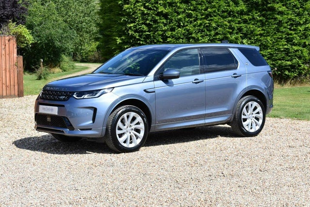 2019 Land Rover Discovery Sport (69 reg)
