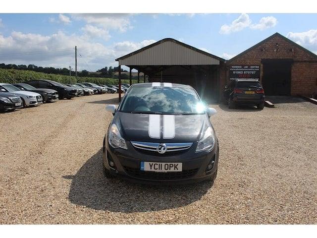 2011 Vauxhall Corsa 1.4 SXi (100ps) (a/c) 3d 1398cc (L0 reg)