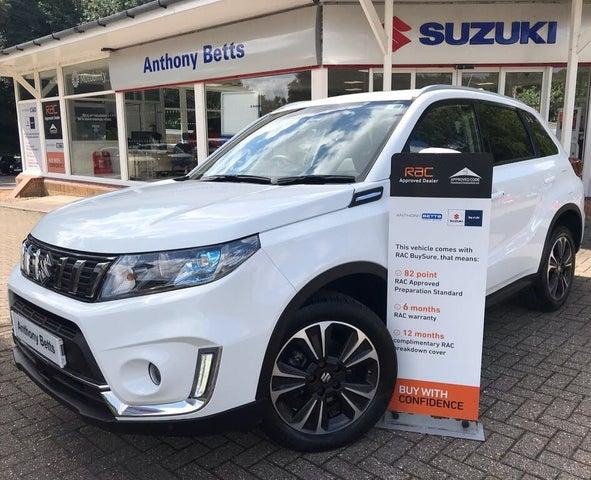 2019 Suzuki Vitara 1.4 Boosterjet SZ5 (68 reg)