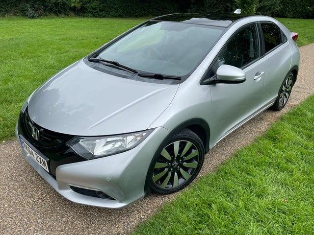 2014 Honda Civic 1.8 SR Hatchback (HF reg)