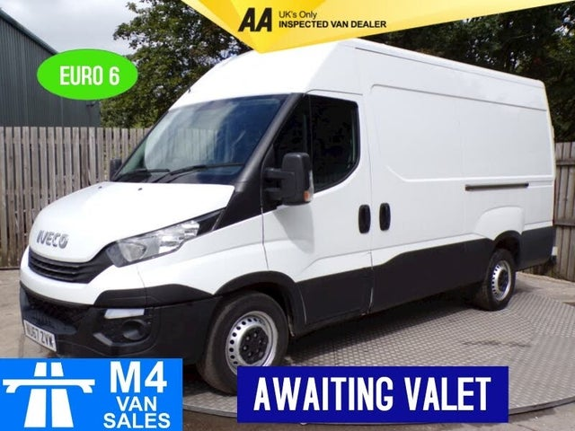 2018 Iveco Daily S Class 2.3TD 35S14V 3520 H2 Business 3520 (FC reg)