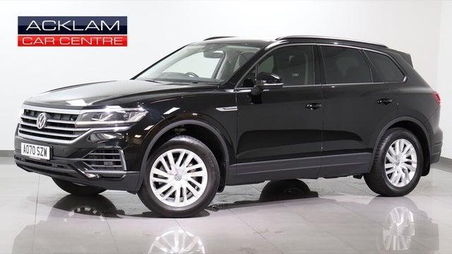 2020 Volkswagen Touareg (GZ reg)