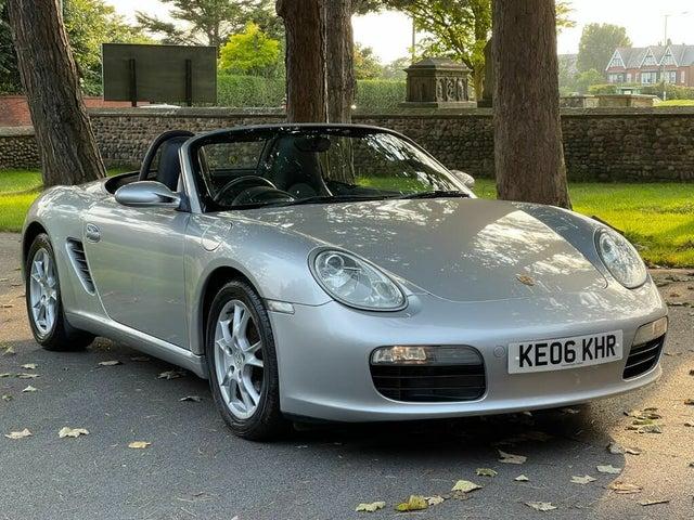 2005 Porsche Boxster 2.7 (0Z reg)