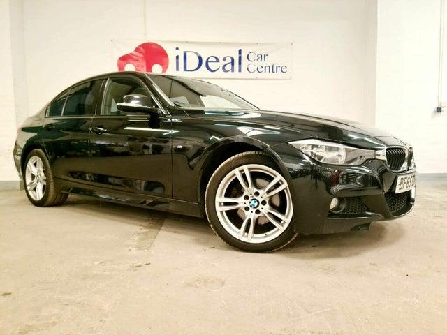 2015 BMW 3 Series 2.0TD 320d xDrive M Sport (184bhp) Saloon 4d Auto (65 reg)