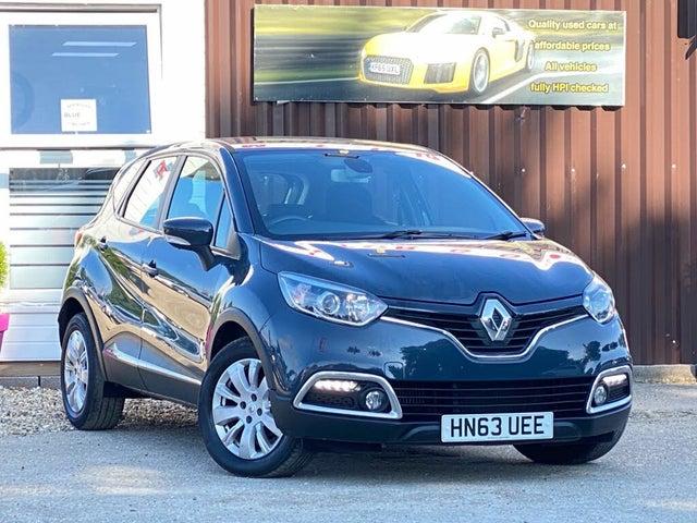 2013 Renault Captur 0.9 Expression + (Convenience Pk) (63 reg)