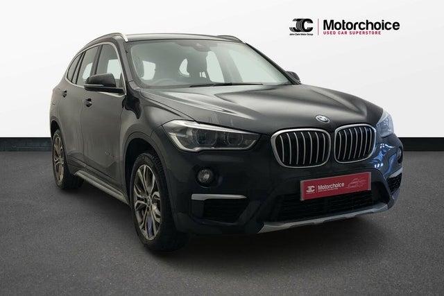 2016 BMW X1 2.0TD xDrive20d xLine (s/s) (66 reg)