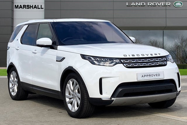 2019 Land Rover Discovery 3.0 Sd6 HSE (69 reg)