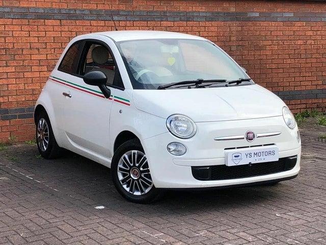 2009 Fiat 500 1.2 POP (09 reg)
