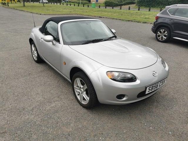 2006 Mazda MX-5 1.8 (Option pk) 1798cc (56 reg)
