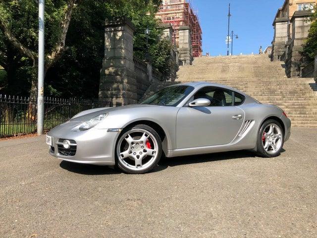 2006 Porsche Cayman S 3.4 (55 reg)