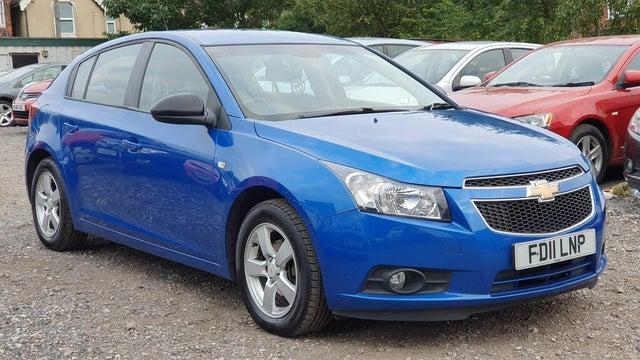 2011 Chevrolet Cruze 1.6 LT (1J reg)