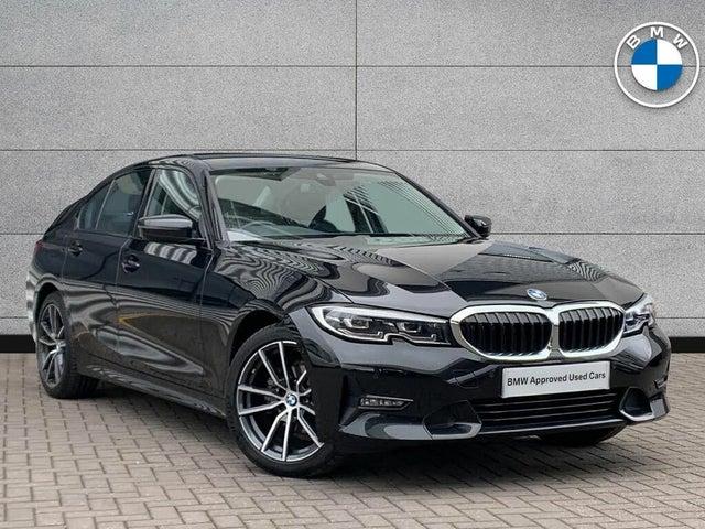 2019 BMW 3 Series 2.0TD 318d Sport (148bhp) Saloon 4d (A5 reg)