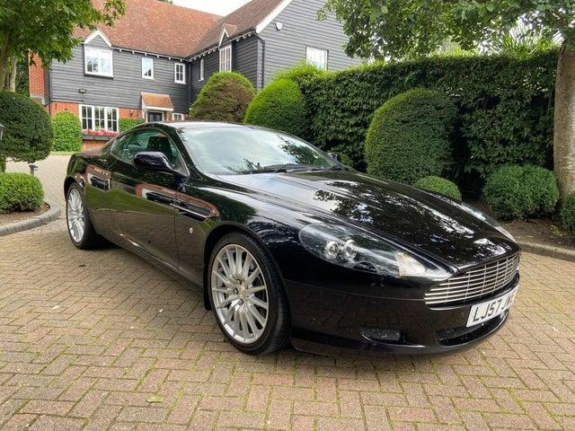 2007 Aston Martin DB9 5.9 seq (FA reg)