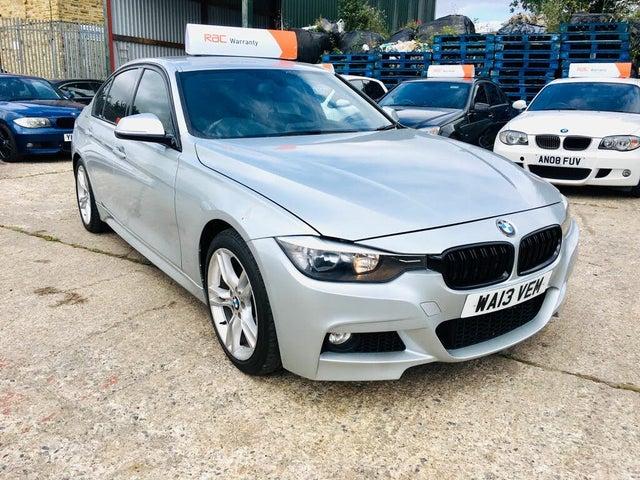 2013 BMW 3 Series 2.0TD 320d M Sport (184bhp) (s/s) Saloon 4d Auto (A3 reg)
