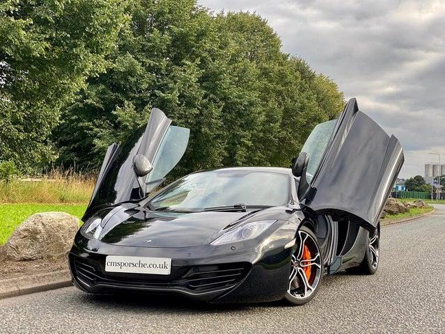 2012 McLaren 12C 3.8 (592bhp) Coupe S-Auto (M1 reg)