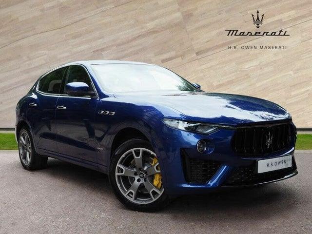 2019 Maserati Levante 3.0 GranSport Nerissimo Pack (s/s) (6X reg)