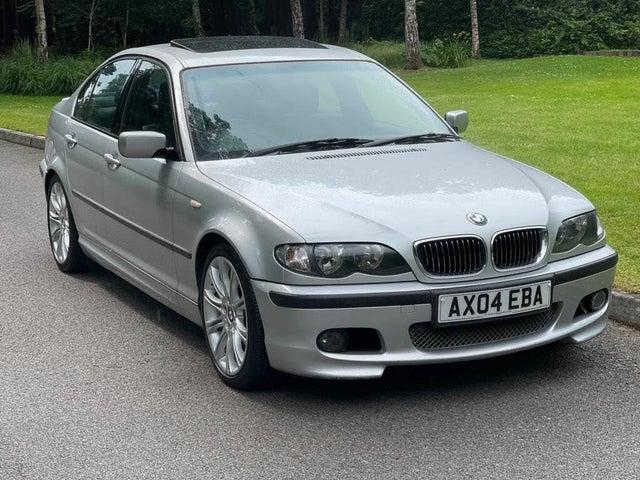 2004 BMW 3 Series 2.2 320i Sport auto (AE reg)