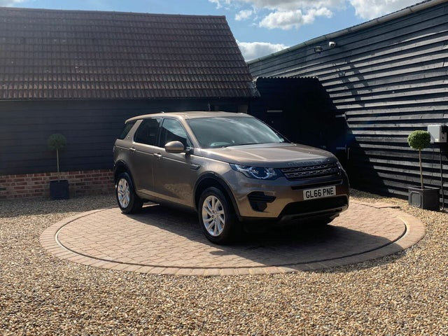 2016 Land Rover Discovery Sport 2.0Td4 SE (180ps) (s/s) Auto (LC reg)