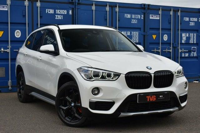 2016 BMW X1 2.0TD xDrive18d xLine (s/s) Auto (16 reg)