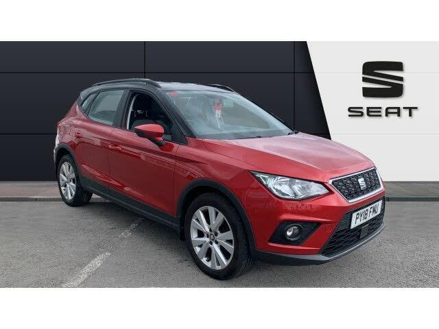 2018 Seat Arona 1.6TDI SE Technology Lux (18 reg)