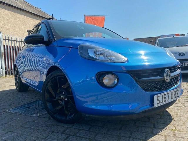 2017 Vauxhall ADAM 1.2i ENERGISED (67 reg)