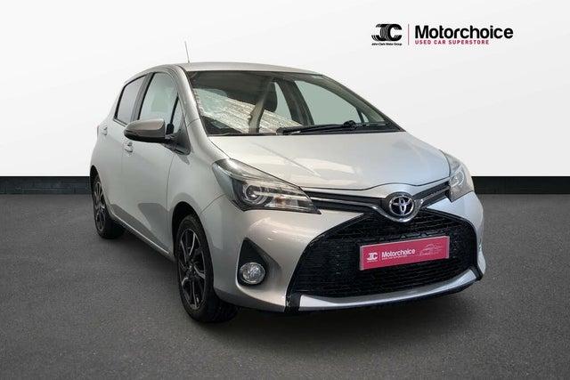 2015 Toyota Yaris 1.33 Sport (64 reg)
