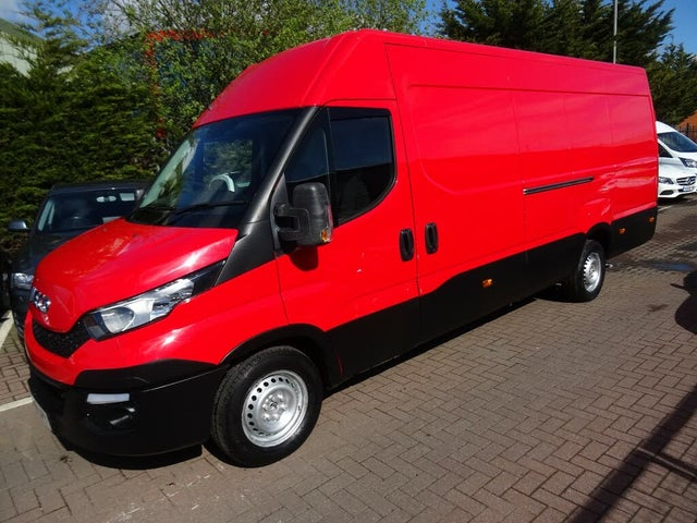 2016 Iveco Daily S Class 2.3TD 35S15V 3000 H1 (FC reg)