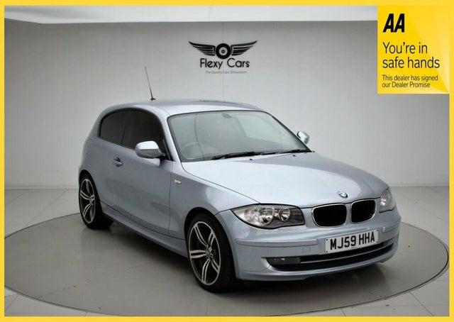 2009 BMW 1 Series 2.0 116i Sport 3d (AU reg)