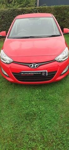 2014 Hyundai i20 1.4 Active (99bhp) (LB reg)
