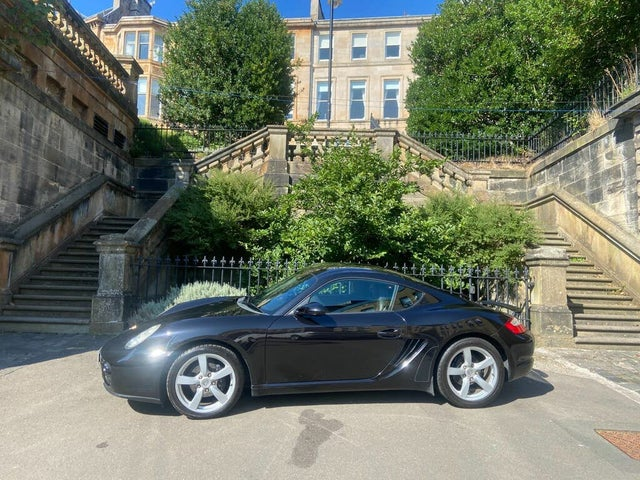 2007 Porsche Cayman 2.7 (57 reg)