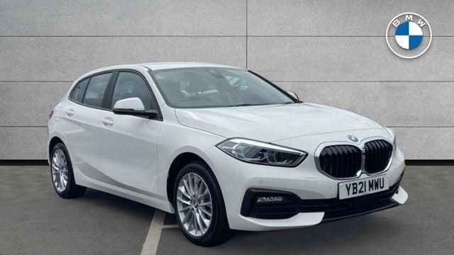 2021 BMW 1 Series (A7 reg)