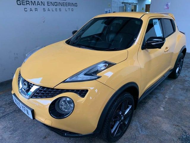 2015 Nissan Juke 1.2 Tekna (15 reg)