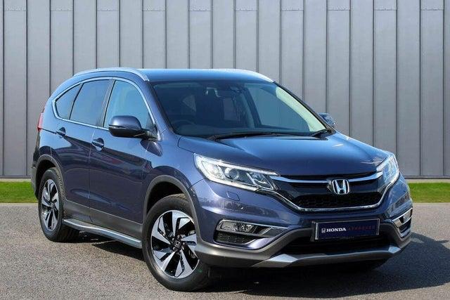 2018 Honda CR-V 2.0 i-VTEC SR Auto (67 reg)