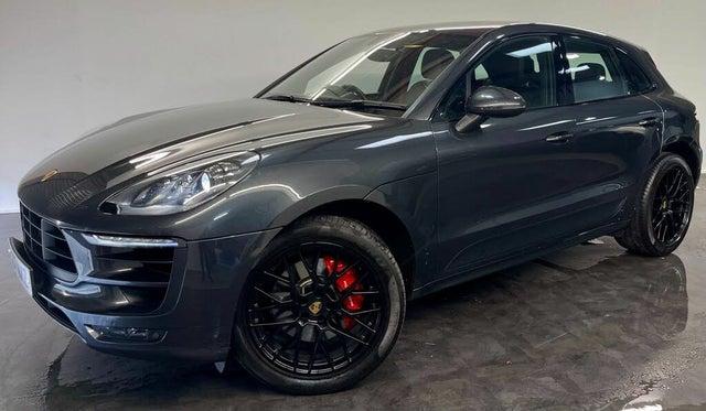 2018 Porsche Macan 3.0 GTS (67 reg)