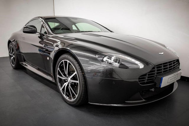 2013 Aston Martin Vantage 4.7 S Coupe (FE reg)