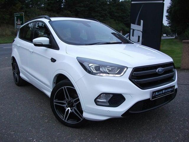 2018 Ford Kuga 1.5T ST-Line (150ps) (18 reg)