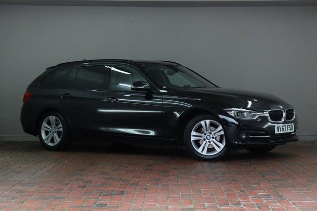 2018 BMW 3 Series 1.5 318i Sport Touring 5d Auto (67 reg)