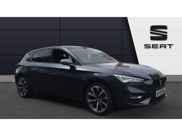 2020 Seat Leon (70 reg)